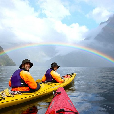 Sea Kayak Fiordland - Milford Sound