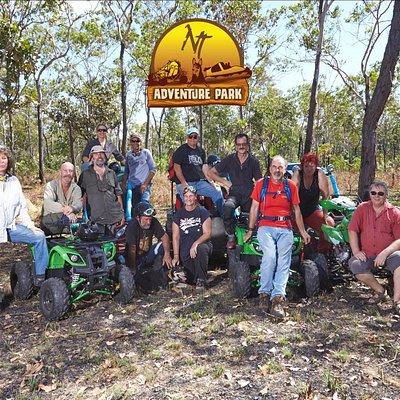 NT Adventure Park Group Tour