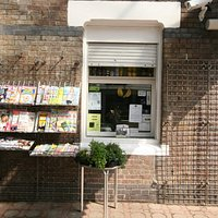 We sell magazines and newspapers too