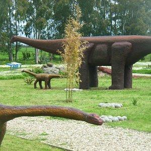 famiglia di Argentinosaurus