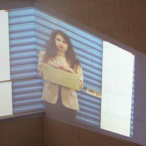 Basement exhibition space