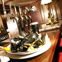 Mussels in The Maritime Bar