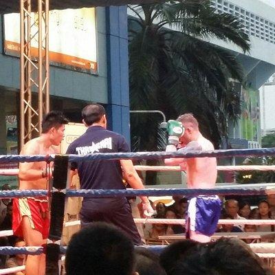 MBK Fight Night