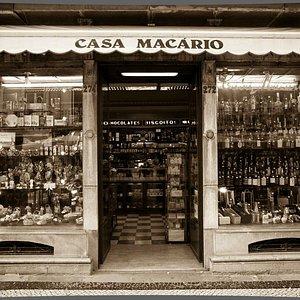 Casa Macário - entrada