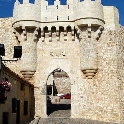 Puerta de Santa Maria en Hita