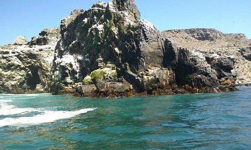 panoramicas del viaje a isla damas