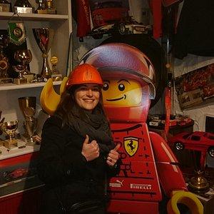Best friend at Ferrari Kneipe, Bremerhaven!