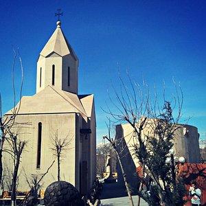 Holy Mother of God Church and Fridtjof Nansen Museum