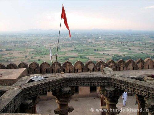 Neelkanth Temple, Kalinjar Fort