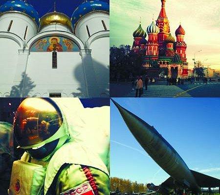 Central Air Force Museum Tour, Space Tour, St. Sergius Trinity Lavra Tour, Kremlin Tour