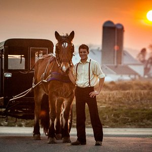 Ride with Caleb from Amish Mafia