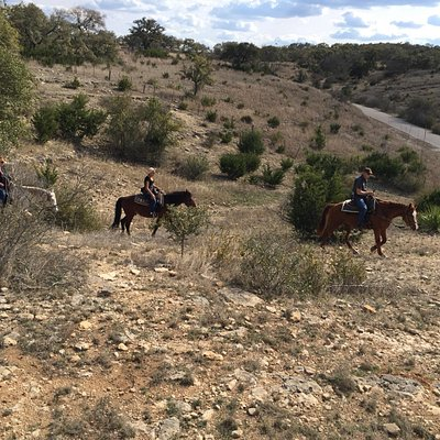 another pretty ride in the hill country