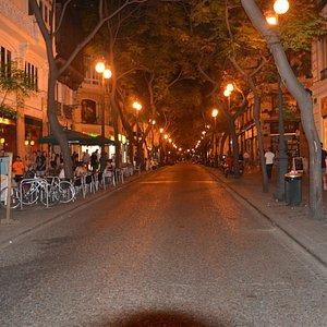 Calle San Vicente Mártir [Valencia]