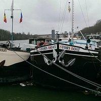 Story Boat & Bateau Chocolaté