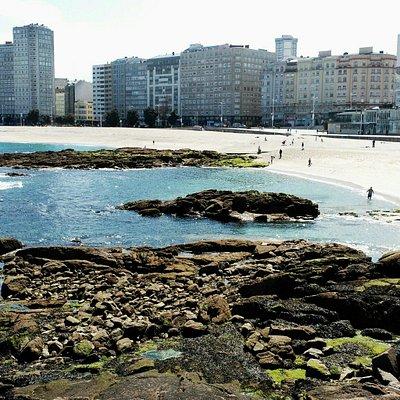Playa de Riazor
