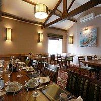 Recently refurbished 100 seat restaurant