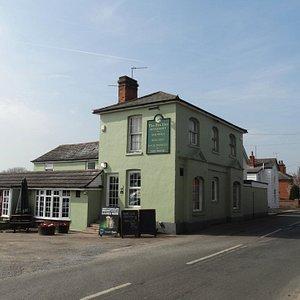 """The Fox Inn"", East Road, West Mersea"