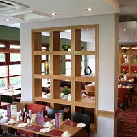 York dining area