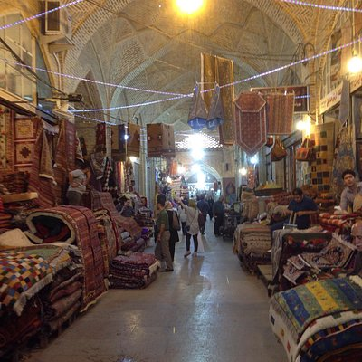 Interno bazar storico