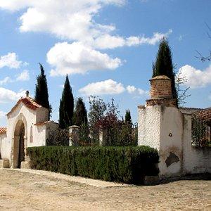 Ermita de Compasco Día del Árbol 2015