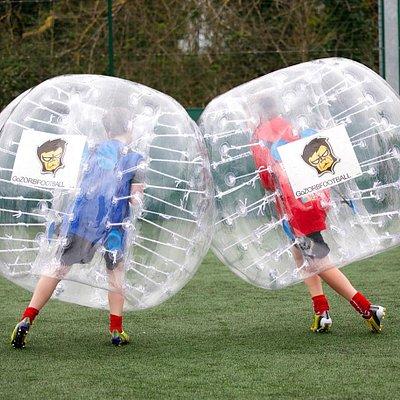 Go Zorb Football Portsmouth