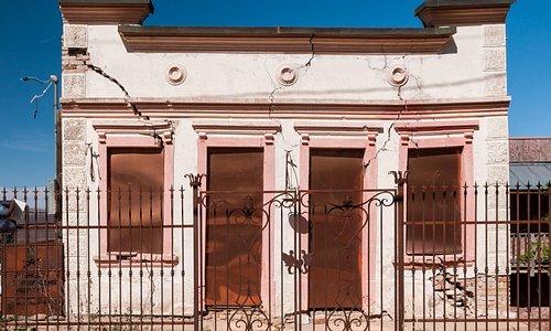 Cuban Queen Bordello Ruins