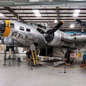 390th's B-17 I'll Be Around