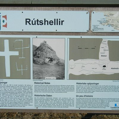 March 2015 Rútshellir Cave