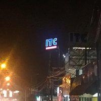 ITC Fatmawati from Fatmawati street.