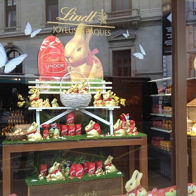 Easter Chocolate Heaven