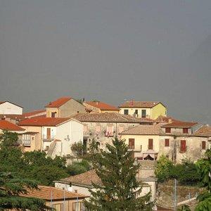 Borgo antico di Candida (AV) - Italy