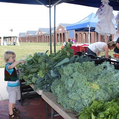 Join us for Workhouse Arts Center Farmers Market, Sunday's May 3-Sept. 13 from 1-5pm