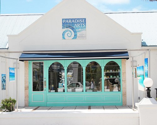 Paradise Arts Gallery, where to find us