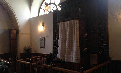 Chania Synagogue Aron Hakodesh