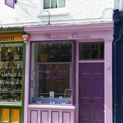Madame Oiseau Fine Chocolates, Canterbury