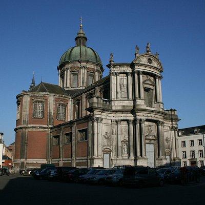 Cathédrale Saint-Aubain, Namur © Alain Rézette