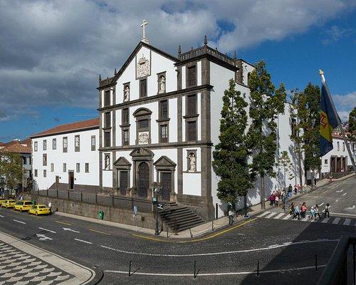 Colégio dos Jesuítas do Funchal.