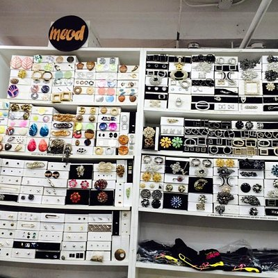 Awesome selection of buttons and whatever else you need!