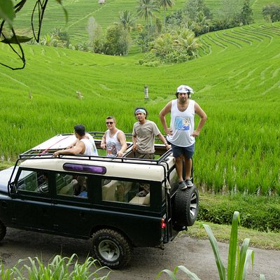 With Bali Jeep Tours prepare yourself to discover the real and authentic Bali y (4x4) or by trek