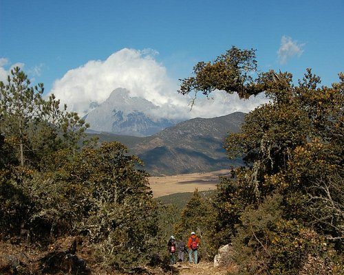 east of Yulong snow mountain
