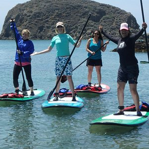 Stand Up Paddleboarding SUP Classes