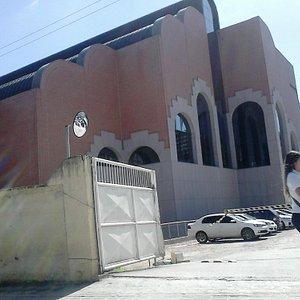 Primeira Igreja Batista de Curitiba - Fachada externa