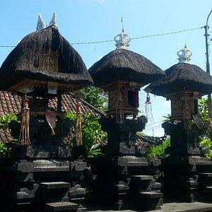 Inside the pura