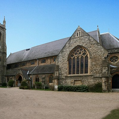 Christ Church from the outside