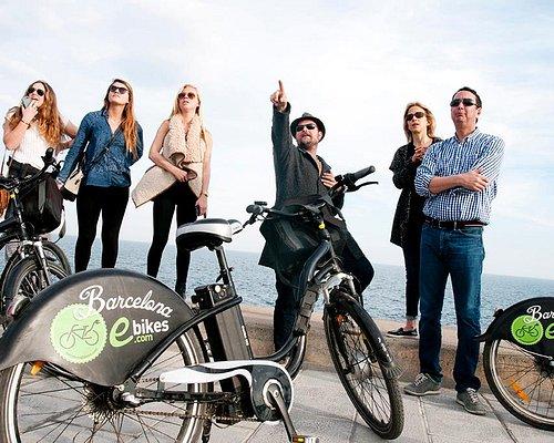 Barcelona eBike tours