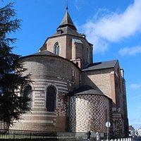 La cathédrale Notre-Dame-de-la-Sède à Tarbes