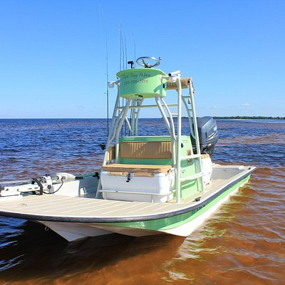 My boat 18' Shallow Sport