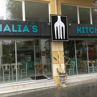 Amalia's Kitchen - Texas & Greek Food - Arkoleontos 3, Heraklion, Crete, Greece