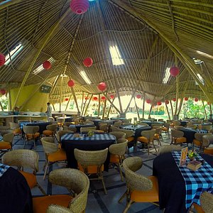 Sobek's New Eco Friendly Restaurant