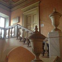 Dettaglio interno di Palazzo dei Musei